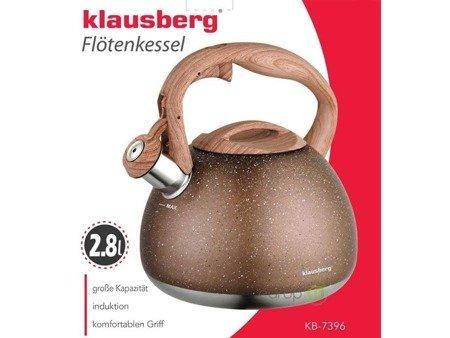 Czajnik Klausberg KB 7396 Tradycyjny z gwizdkiem