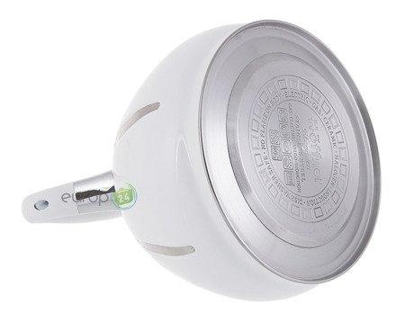 Czajnik stalowy Hoffner HF 3938 indukcja gaz Hoffner biały
