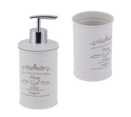 Dozownik BrunHoff BH 3006 do mydła Kubek łazienkowy Toaletowy