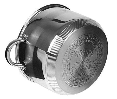 Garnek Hoffner HF 4481 Pojemność 8.2 L