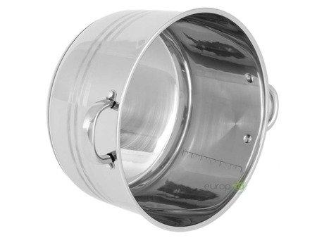 Garnek stalowy Edenberg EB 3020 pojemność 12.4 L