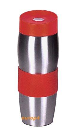 Kubek termiczny Edenberg EB 621 380ml termos pojemnik bidon czerwony