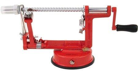 Maszynka KingHoff KH 1293 do frytek ziemniaków zakręconych jabłek obierak czerwony