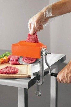 Maszynka do kotletów Rossner TW 3700 do mięsa steków ręczna