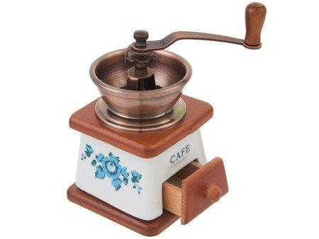 Młynek KingHoff KH 4147 ręczny do mielenia kawy tradycyjny