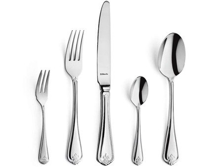Nóż stołowy ciężki Amefa Duke 5280 1 szt stal 18/10