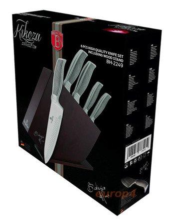 Noże Berlinger Haus BH 2249 kuchenne stalowe zestaw