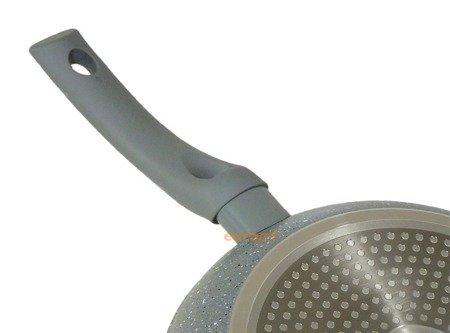 Patelnia Edenberg EB 9112 - 24 cm Indukcyjna Granitowa
