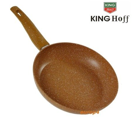 Patelnia KingHoff KH 3667 20 cm Powłoka marmurowa