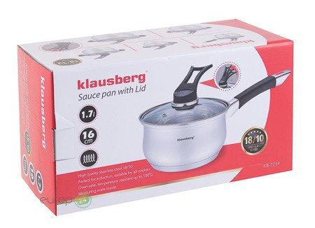 Rondel Klausberg KB 7219 z pokrywką 1.7 L