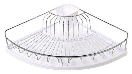 Suszarka Metlex MX 4006 do naczyń ociekacz talerzy narożny biały