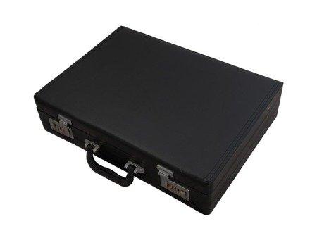 Sztućce Austin 1410 Amefa 65 sztuk dla 12 osób bez zdobień w walizce
