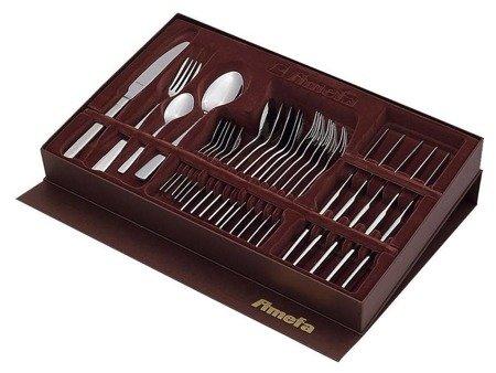 Sztućce Palmon 8410 Amefa 24 elementy w pudełku dla 6 osób