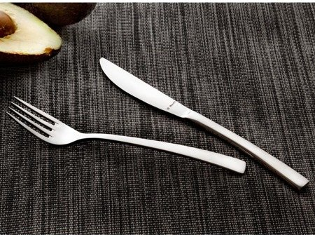 Sztućce obiadowe Amefa Aurora 9065 60 elementów dla 12 osób 18/10