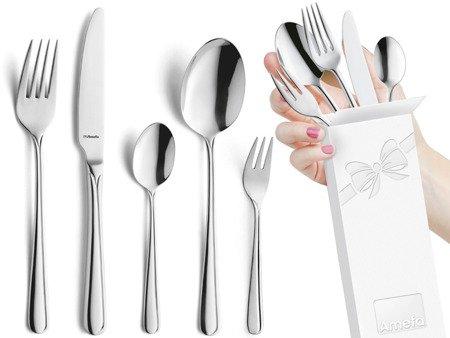 Sztućce restauracyjne Amefa Astoria 1249 5szt/1os zastawa stołowa