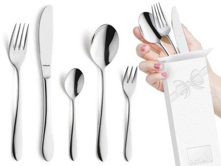 Sztućce restauracyjne Amefa Chopin 8420 zestaw 5szt/1os zastawa stołowa