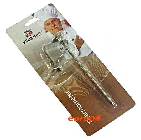 Termometr KingHoff KH 3696 kuchenny gastronomiczny mięsa igła