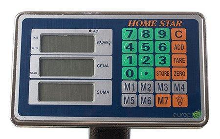 Waga Home Star HS 2006 SKLEPOWA MAGAZYNOWA elektroniczna 150 kg