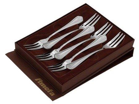 Widelczyki do ciasta Amefa Duke 5280 6 szt w zestawie w pudełku