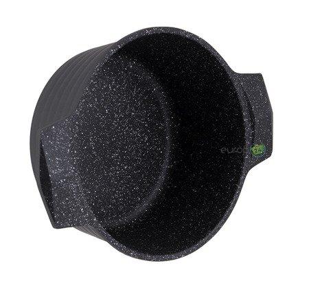 Zestaw garnków marmurowych Zilner ZL 8513 garnek komplet indukcja